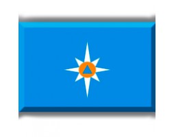 Флаги МЧС