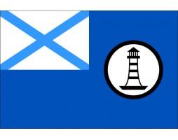 Флаг гидрографических судов ВМФ России