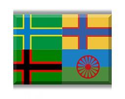 Этнические флаги