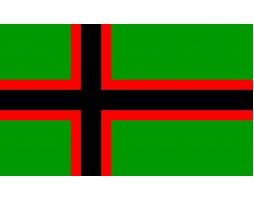 Флаг Ухтинской Республики