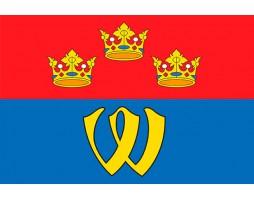 Флаг Выборгского района