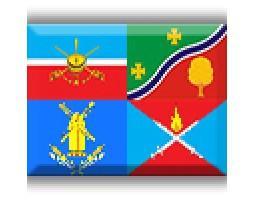 Флаги городов и поселений