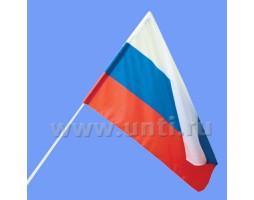 Флажок России 20х30