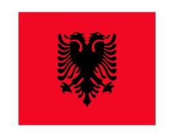 флажок Албании