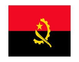 флажок Анголы