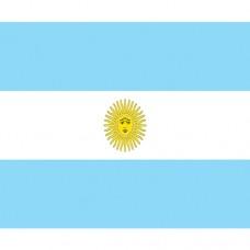 флажок Аргентины