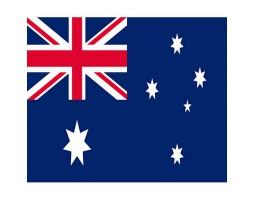флажок Австралии