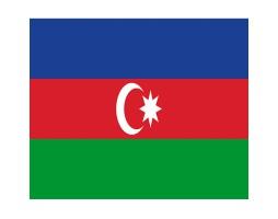 флажок Азербайджана