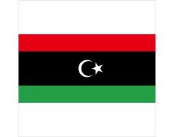 флажок Ливии