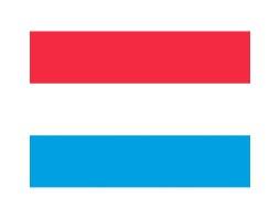 флажок Люксембурга