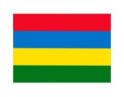 флажок Маврикия