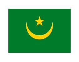 флажок Мавритании