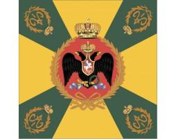 Флажок 2 и 3 батальоны Л-Гв. Волынского полка