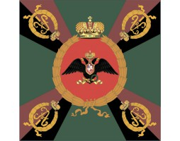Флаг Полков 3-й Гренадерской дивизии