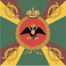 Флажок Полка Кавказского корпуса