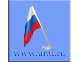 Флажок России 30х45
